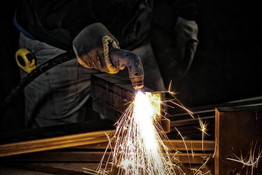Lavorazioni di carpenteria e metallica
